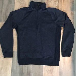 Under Armour quarter zip sweater